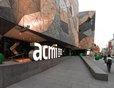 The Australian Centre for the Moving Image (ACMI)